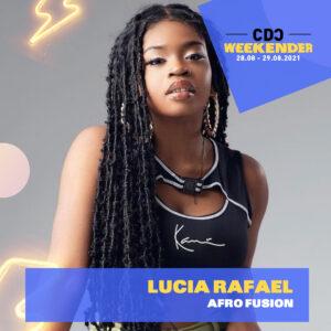Lucia Rafael – Sun, 29.8., 11:30