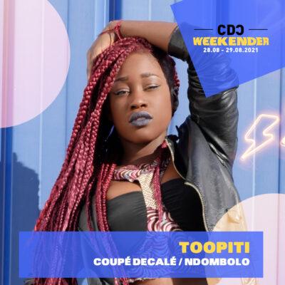 Toopiti Coupé Decalé/Ndombolo