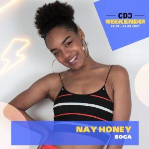 Nay Honey – Sat, 28.8., 11:30